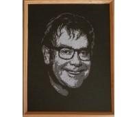 Портрет трикотажный