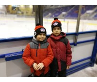 Детские комплекты шапка и шарф